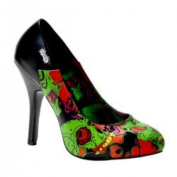 Pantofi ZOMBIE 04 demonia gotic