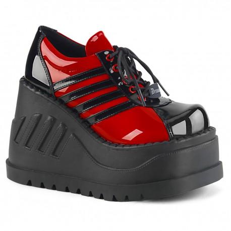 Pantofi STOMP 08 stil gotic demonia piele
