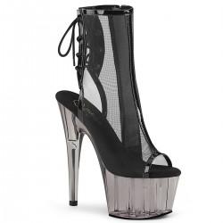 Botine platforma papuci dansatoare ADORE 1018 MSHT