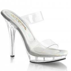 Saboti comozi eleganti toc inalt sandale fitness LIP 102 1